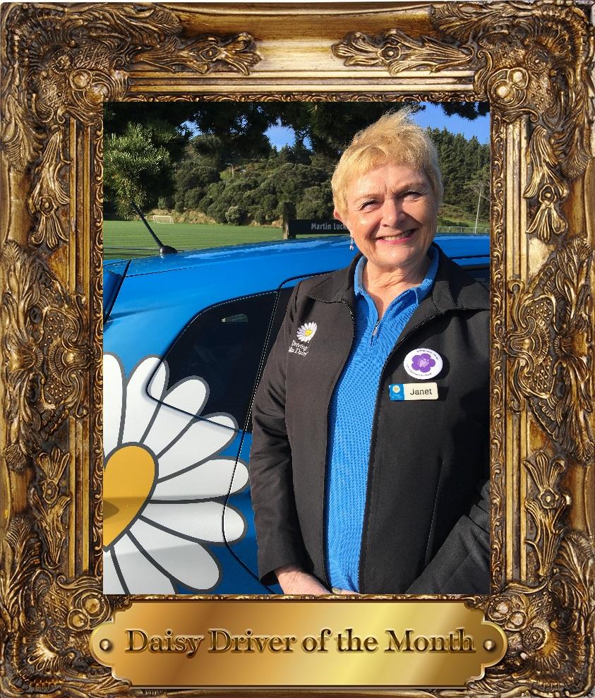 Janet Johnson - Driving Miss Daisy